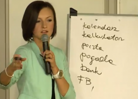 'Mobile marketing vs. mobile user experience' – the speech at Forum Promocji, 03.10.2014, Rawa Mazowiecka
