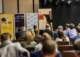 'From bad to good design', Mobile Trends Conference, 13.02.2015, Cracow, Poland.