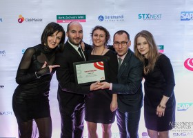 Mobile Trends Awards 2014, 12.02.2015, Cracow, Poland.